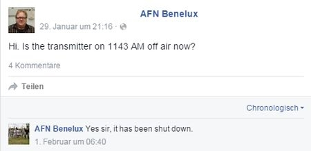 AFN Benelux
