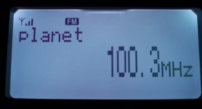planet 100,3 MHz