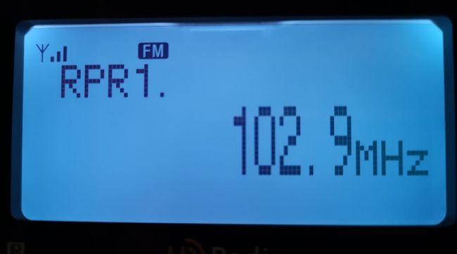 RPR1 102,9 MHz