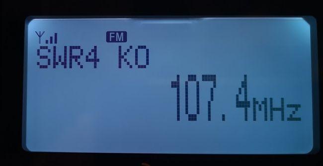 SWF4 107,4 MHz