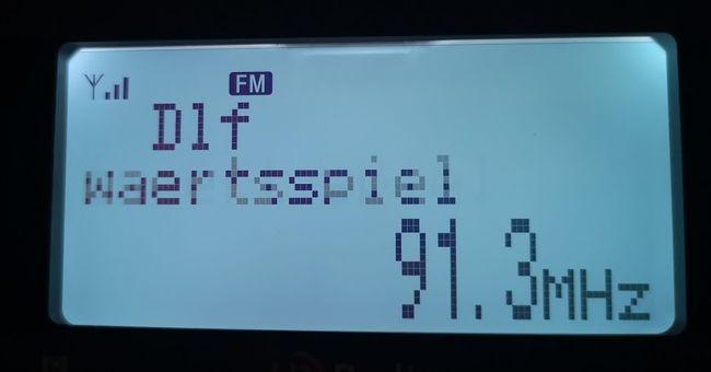 Dlf 91,3 MHz
