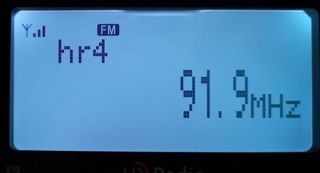 hr4 91,9 MHz