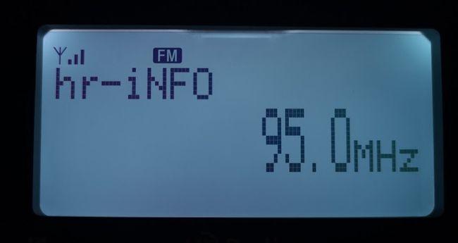 hr-iNFO 95,0 MHz