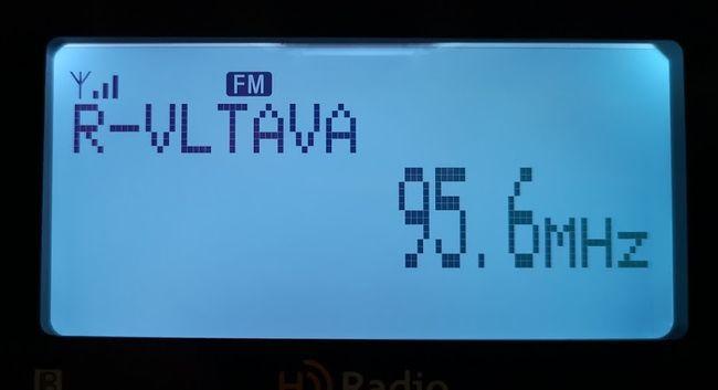 ČRo Vltava 95,6 MHz