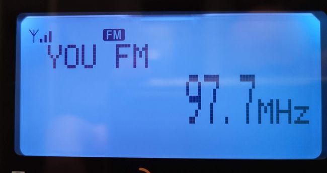You FM 97,7 MHz