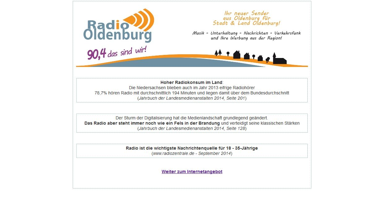 Radio Oldenburg