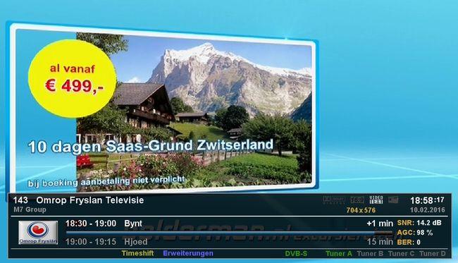 Omrop Fryslân TV 23,5°