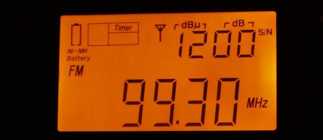 99,3 MHz